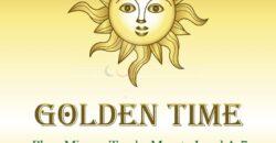 Golden Time: sala de masajes - anunciantes