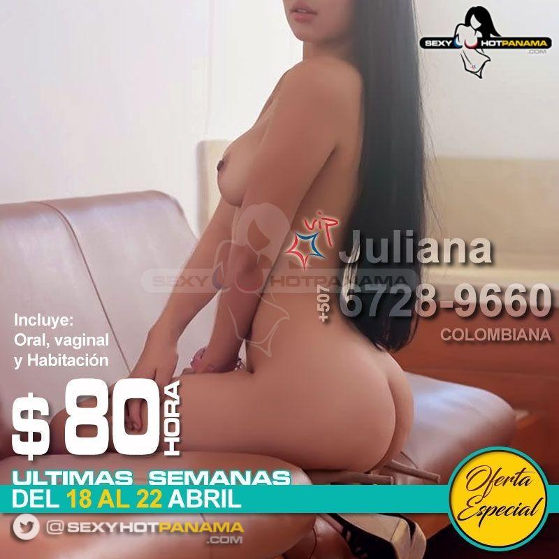 Juliana 6728-9660 *VIP* - oferta-especial, vip, colombianas