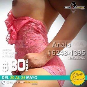 Anais 6248-1395 *VIP* - oferta-especial, vip, venezolanas