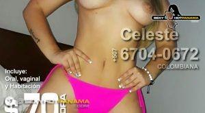 Celeste 6704-0672 *VIP* - oferta-especial, colombianas