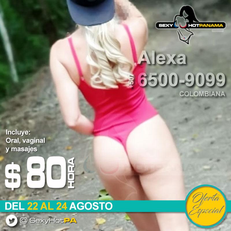 Alexa 6500-9099 *VIP* - oferta-especial, vip, colombianas